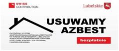 Więcej o: Dodatkowy nabór wniosków na usuwanie wyrobów zawierających azbest