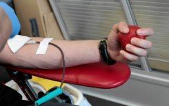 pobranie krwi