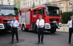 """Więcej o: """"Bitwa o wozy"""" – MSWiA sfinansuje wozy strażackie dla gmin o najwyższej frekwencji wyborczej"""