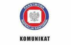 Więcej o: Ulotka Państwowego Powiatowego Inspektora Sanitarnego